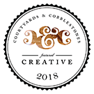 Courtyards & Cobblestones Creative 2019